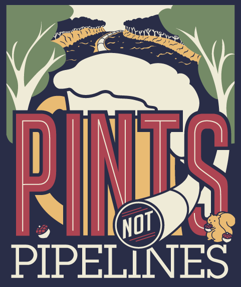 pints-not-pipelines